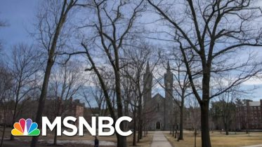 Pandemic Dramatically Changing The Way Americans Live And Work | Stephanie Ruhle | MSNBC 6