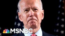 Biden Tells Black Trump Supporters 'You Ain't Black' | Hallie Jackson | MSNBC 2