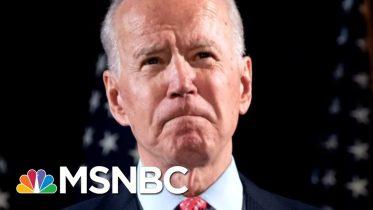 Biden Tells Black Trump Supporters 'You Ain't Black' | Hallie Jackson | MSNBC 10