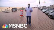Summer Season Kicks Off In A Pandemic Along Jersey Shore | Andrea Mitchell | MSNBC 4