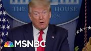 Trump Deems Places Of Worship 'Essential,' Calls For Their Immediate Reopening | MSNBC 3