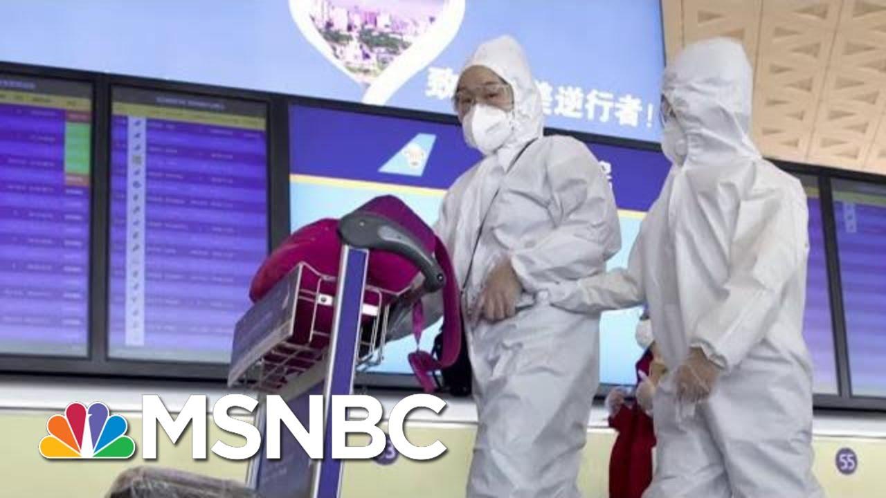 China Still Concerned With Coronavirus Hot Spots | Morning Joe | MSNBC 5