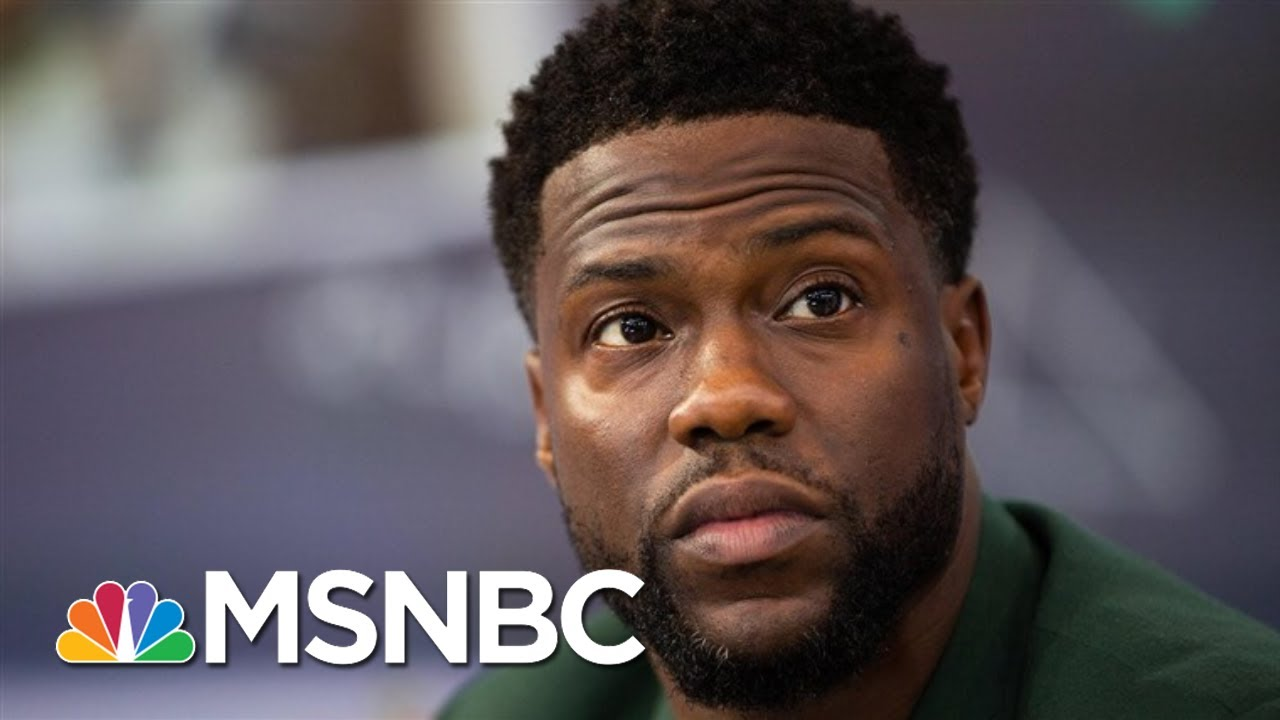 Facing Racism In Trump Era, Kevin Hart Talks 'Jogging While Black,' Comedy, COVID And 2020   MSNBC 1