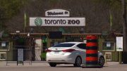 "Drive-thru ""safari"" officially opens at Toronto Zoo 3"