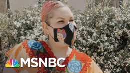 Public Health Expert: Keep Wearing A Face Mask | The 11th Hour | MSNBC 8