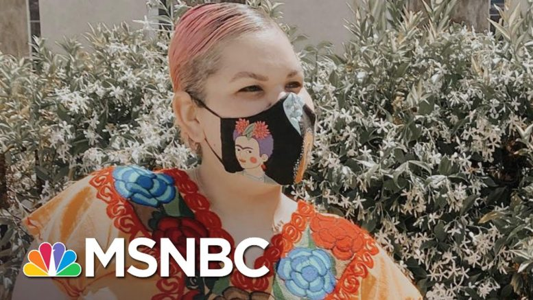 Public Health Expert: Keep Wearing A Face Mask | The 11th Hour | MSNBC 1