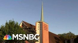 Contact Tracings Show Risk Of Coronavirus Spread Through Churches | Rachel Maddow | MSNBC 7