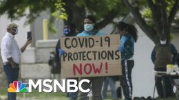 Workplace Coronavirus Outbreaks Not Limited To Meat Plants | Rachel Maddow | MSNBC 6