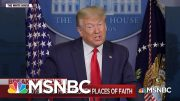 Trump's Demand That Houses Of Worship Reopen Met With Dire Warnings | MSNBC 2