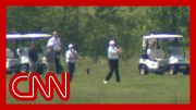 Trump spends weekend golfing amid coronavirus pandemic 2