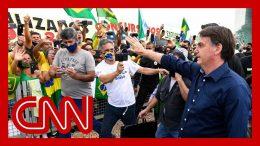 Mayor to Brazil President Jair Bolsonaro: 'Please shut up and stay home' 5