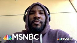 See Trump's Ego-Driven Virus Response Called Out On Live TV By Rapper Jeezy | MSNBC 4