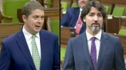 Trudeau, Scheer spar over Canada's relationship with China 4
