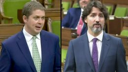 Trudeau, Scheer spar over Canada's relationship with China 3