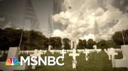 Lincoln Project Honors Fallen Heroes In New Ad | Morning Joe | MSNBC 4