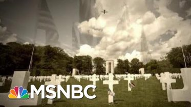 Lincoln Project Honors Fallen Heroes In New Ad | Morning Joe | MSNBC 10