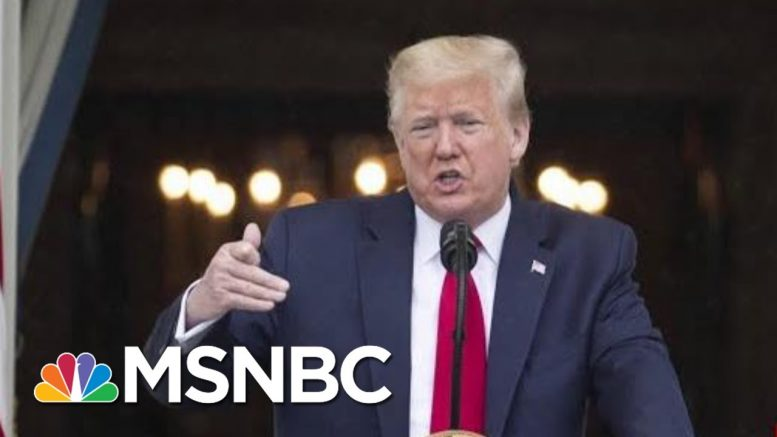 Tom Nichols Weighs In On 'The Most Unmanly President' | Morning Joe | MSNBC 1