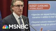 How Masks Have Been Politicized Even As More States Require Them To Stop Virus's Spread | MSNBC 4