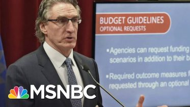 How Masks Have Been Politicized Even As More States Require Them To Stop Virus's Spread | MSNBC 6