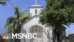 California Issues New Guidelines For Reopening Houses Of Worship | MSNBC 1