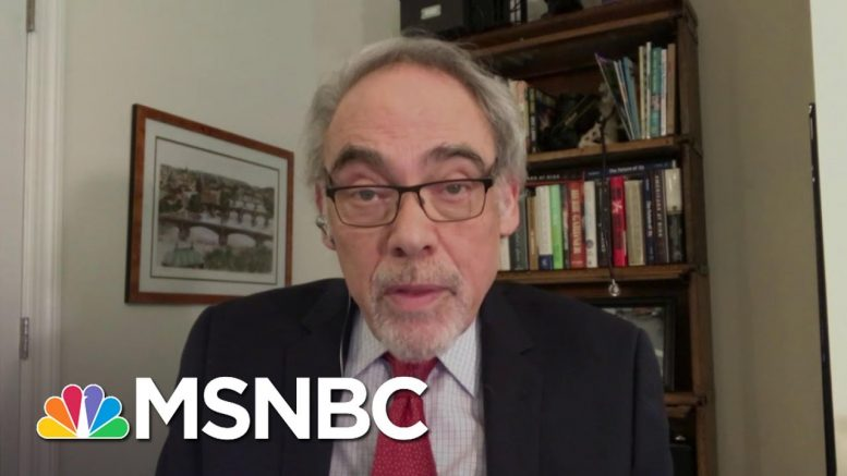 Dr. Irwin Redlener: 'Disaster' For States To Reopen Without Enough Testing | MSNBC 1