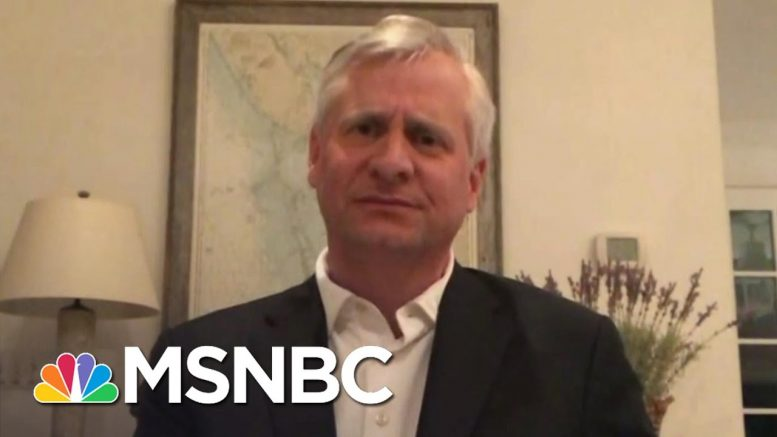 Finding 'Hope, Through History' During The Coronavirus Pandemic | The Last Word | MSNBC 1