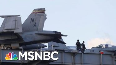 USS Roosevelt Sailor Dies From Coronavirus | Morning Joe | MSNBC 6