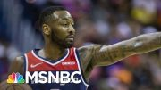 NBA Star John Wall: 'We're Put On This Earth To Give Back To People' | Craig Melvin | MSNBC 5