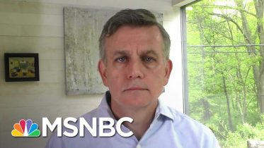Sheekey: 'President Is Clearly Ignoring' Keeping People's Livelihood Safe | Stephanie Ruhle | MSNBC 6