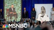 Trump's New Effort To 'Erase' Obamas Is Backfiring, Says Obama Portrait Artist | MSNBC 3