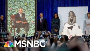 Trump's New Effort To 'Erase' Obamas Is Backfiring, Says Obama Portrait Artist | MSNBC 6