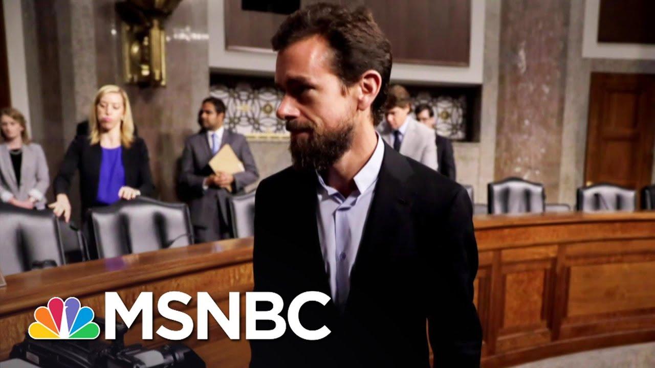 Twitter Does Not Remove Trump Tweets After Widowed Husband's Plea | MSNBC 2