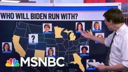 Breaking Down Joe Biden's Running Mate Shortlist | MSNBC 1
