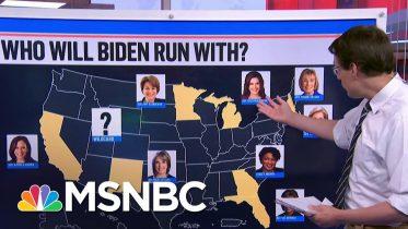 Breaking Down Joe Biden's Running Mate Shortlist | MSNBC 6