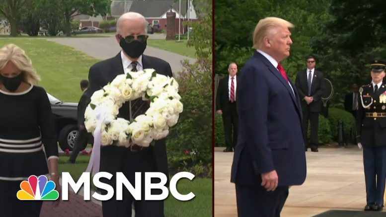 A Stark Illustration Of The Choice Voters Will Have In November | Deadline | MSNBC 1