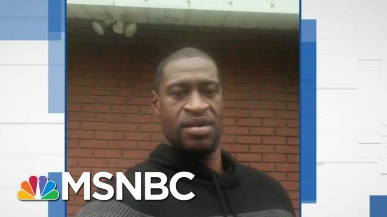 I Can't Breathe, Again: Police Fired And Under Investigation For Black Man's Death | MSNBC 1