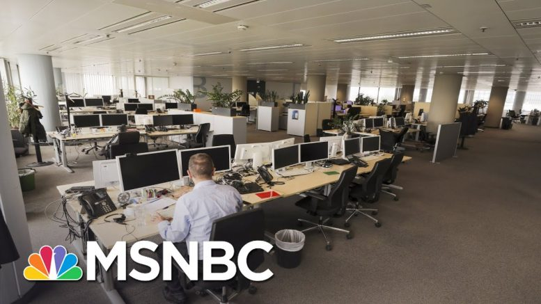 Public Health Expert On 4 Things We Need To Reenter The Office | All In | MSNBC 1