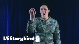 Army captain's secret talent will blow you away | Militarykind 6