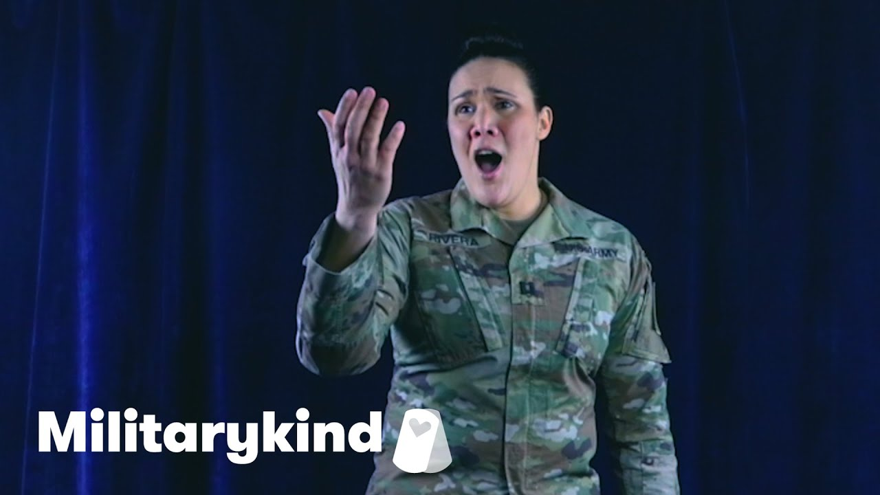 Army captain's secret talent will blow you away | Militarykind 1