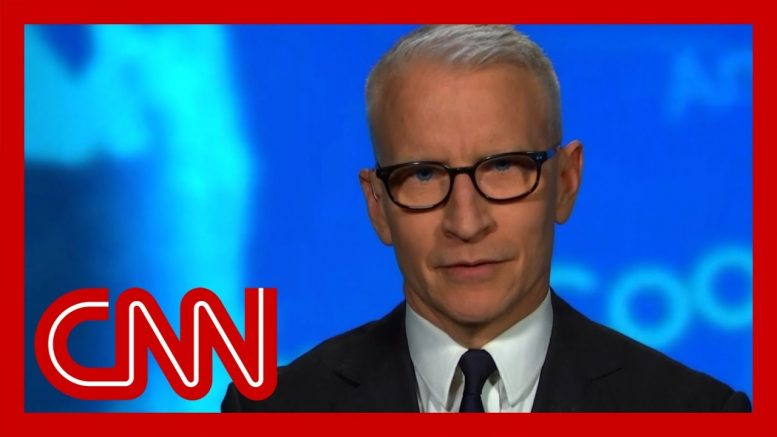 'What a little man,' Anderson Cooper reacts to Trump's conspiracy 1