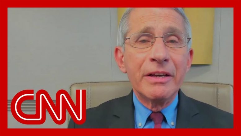 Dr. Fauci: Second wave isn't inevitable if we do this 1