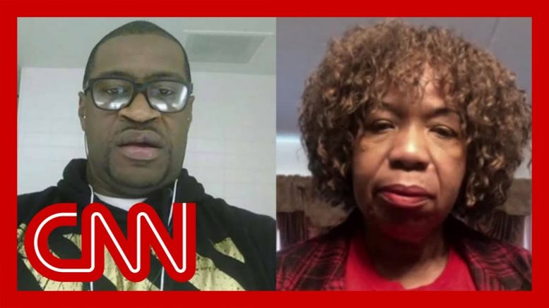 Eric Garner's mother reacts to George Floyd's death 1