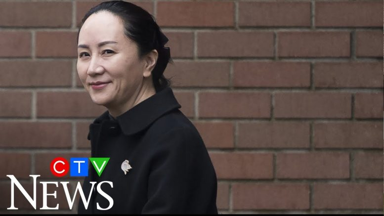 Judge rules against Meng Wanzhou, extradition case to the U.S. can continue 1