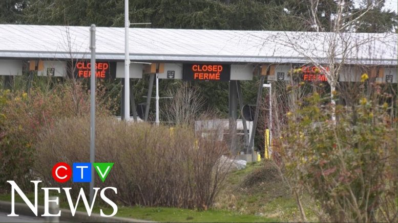 COVID-19 outbreak: Thousands of international passengers still arriving at Canadian airports 1