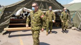 Military assessing options to extend mission in Canada's care homes 1