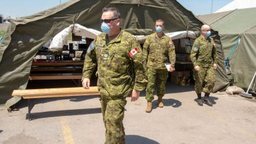 Military assessing options to extend mission in Canada's care homes 10