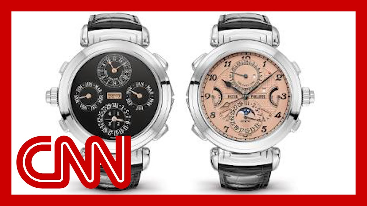 See why this watch sold for over $31 million 1