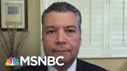 CA Secretary Of State: Voting By Mail A 'Proven, Successful Practice' | The Last Word | MSNBC 7