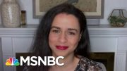 'Trump Whisperer' Explains How She Gets Inside Trump's Head For Videos | The Last Word | MSNBC 4