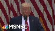 As U.S. Deaths Reach 100,000, Trump Praises His Handling Of Virus | Morning Joe | MSNBC 3